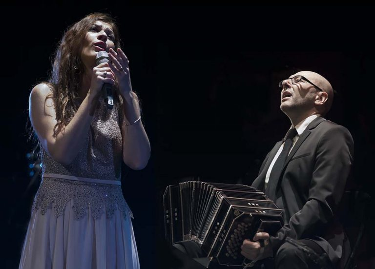 Encuentro con el Tango - Mariel Martínez y Fabián Carbone