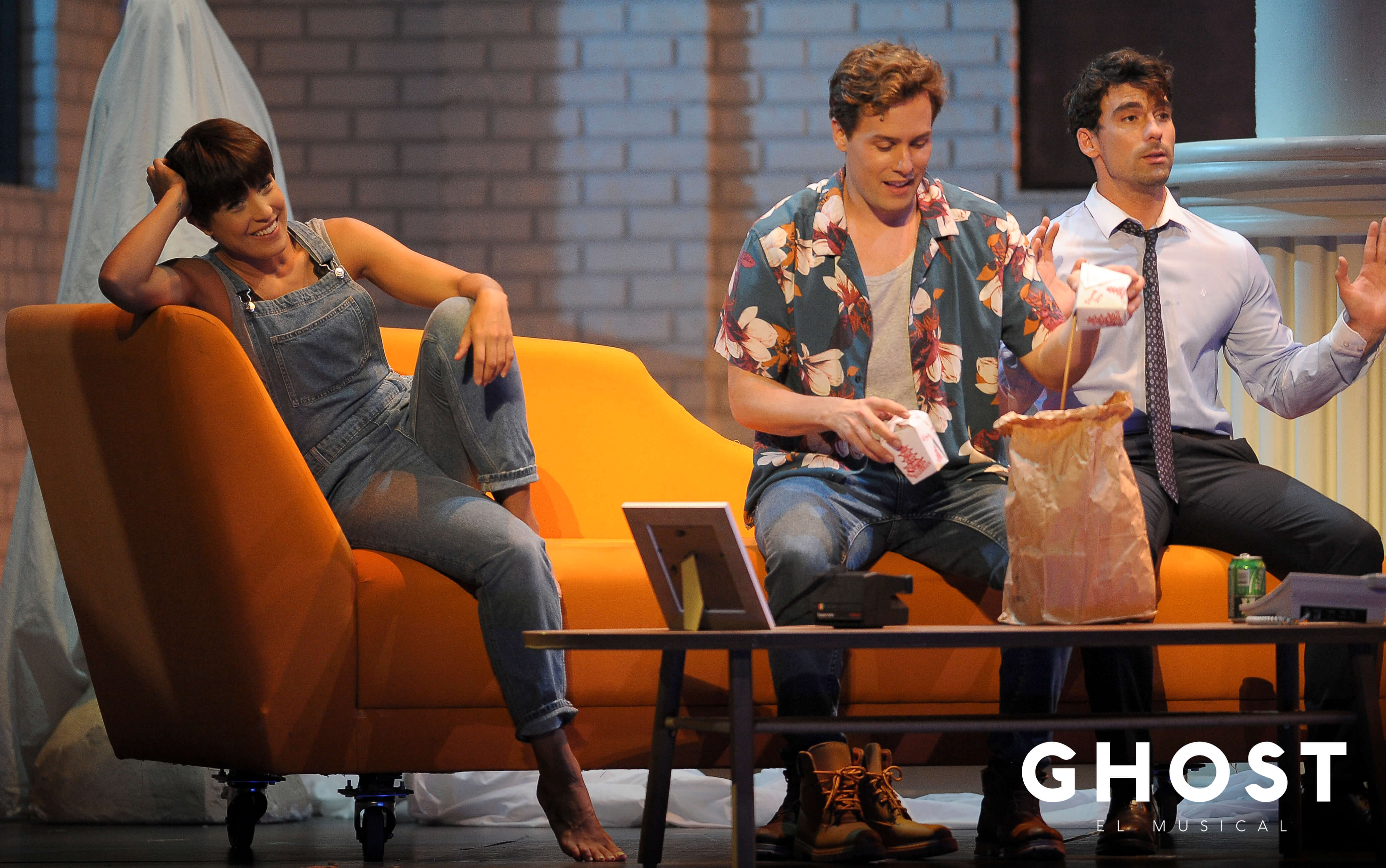 Ghost, el musical