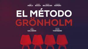 Cartel de la obra de teatro El Método Grönholm