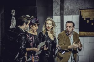 Escape Room, en el Teatro Fígaro