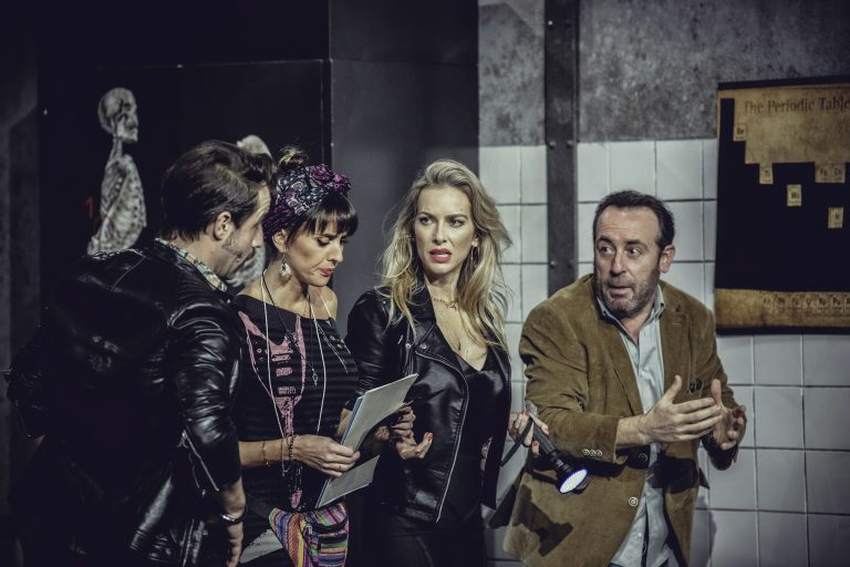 Escape Room, en el Teatro Fígaro