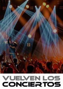 Vuelven los conciertos