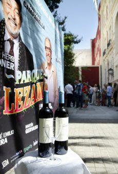 Presentación de Parque Lezama en la Embajada Argentina
