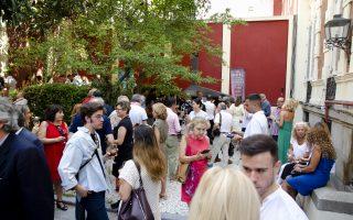 Asado de presentación de Parque Lezama en la embajada argentina en Madrid