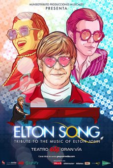 Elton Song. Elton John Tribute