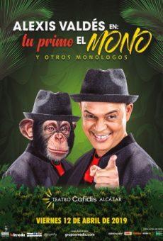 Tu primo el mono de Alexis Valdés