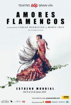 cartel amores flamencos