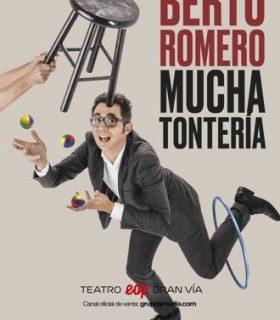 Cartel Berto Romero