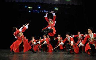 Cosacos de Rusia - Leyendas cosacas