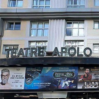 Fachada Teatre Apolo