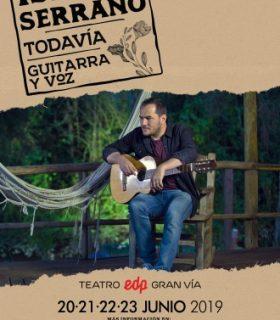 Ismael Serrano: 'Todavía, una gira en acústico'
