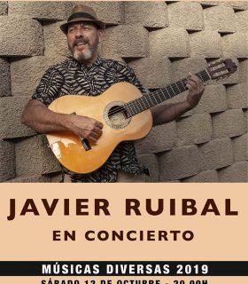 javier-ruibal-concierto-cartel