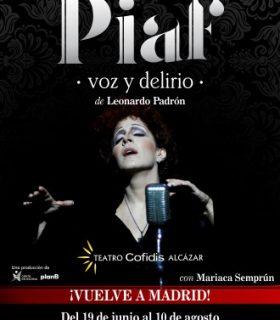 Piaf, voy y delirio