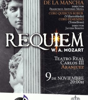 Requiem Mozart | Orquesta Filarmónica de la Mancha
